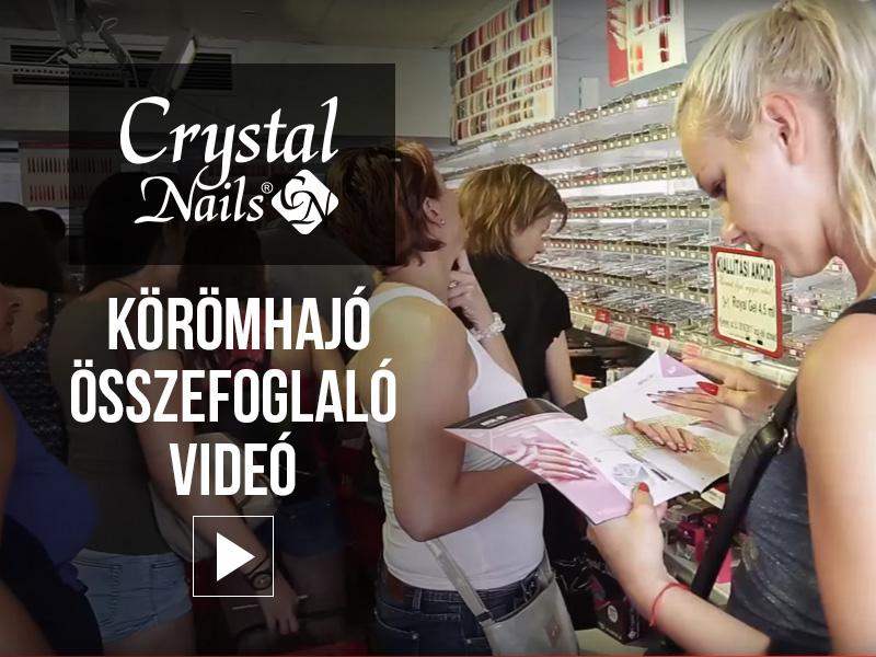 Körömhajó videó beszámoló
