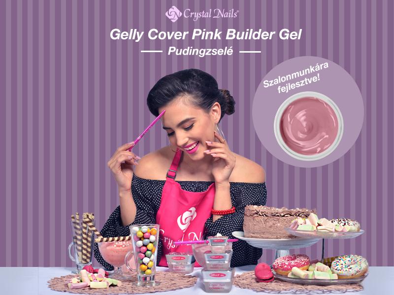 Gelly Cover Pink Builder Gel