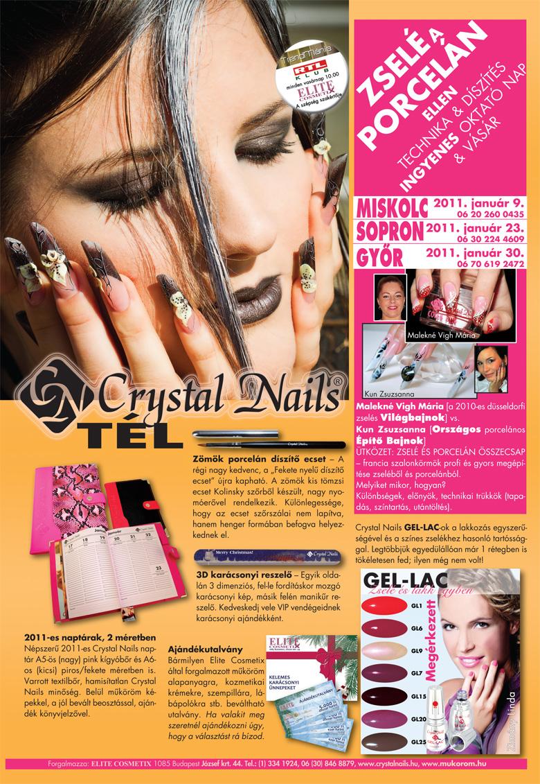 Nailpro - Crystal Nails Tél - 2010-12-03