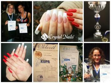 Crystal-sikerek a Szabolcs Kupán: két arany és egy bronzérem Nyíregyházán