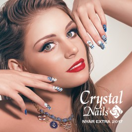 Crystal Nails 2017 Nyár Extra