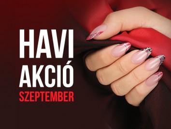Havi akció-szeptember