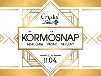 Crystal Nails Körmösnap 2018. Tél