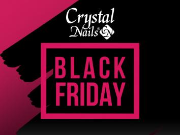 Crystal Nails - Black Friday hét