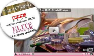 Crystal Európa Bajnokság és Körömápolók az RTL-en