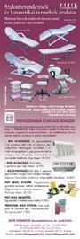 Szalonberendezések és kozmetikai eszközök áruháza - 2005-03-20