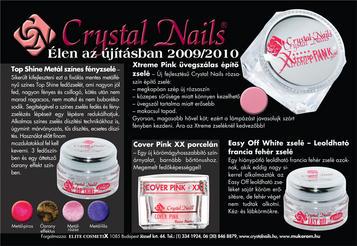 Nailpro - Élen az újításban - 2009-10-14