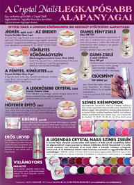 Nailpro - A legkapósabb Crystal Nails alapany - 2009-12-09