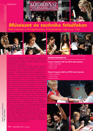 Szépítész - 2010 Körmösnap - 2010-04-15