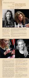 Szépítész - Lynn & Valentina interjú - 2010-04-15
