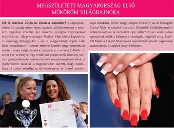 Szépítész - Malekné Vigh Mária - 2010-04-15