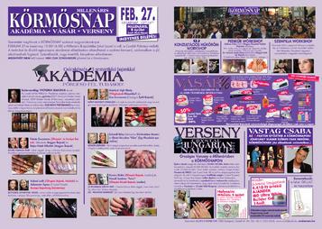 Nailpro - Körmösnap 2011.02.27. - 2011-02-17
