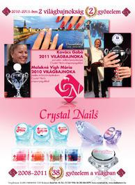 Nailpro Kiállítási hírlevél - - 2011-04-25