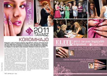 Szépítész - 2011 tavasz Körömhajó - 2011-06-03