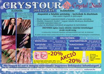 Szépítész - Crystour 2011/12 tél