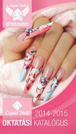 Crystal Nails 2014/15 Oktatási katalógus