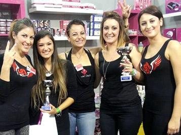 Olasz Crystal Nails sikerek Szicíliából