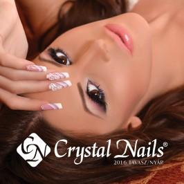 Crystal Nails 2016 TAVASZ-NYÁR kiegészítő katalógus