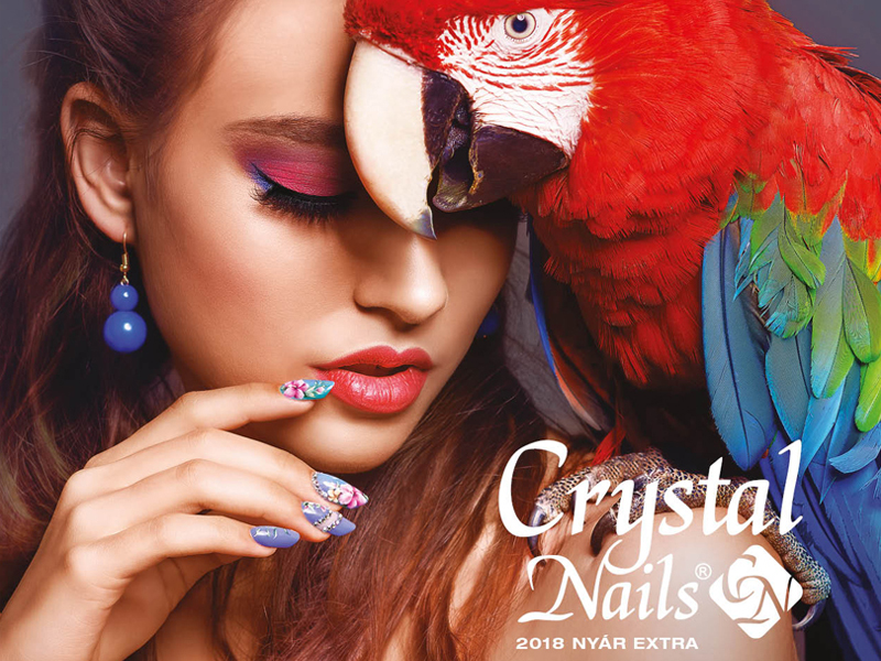 Crystal Nails Nyár Extra 2018