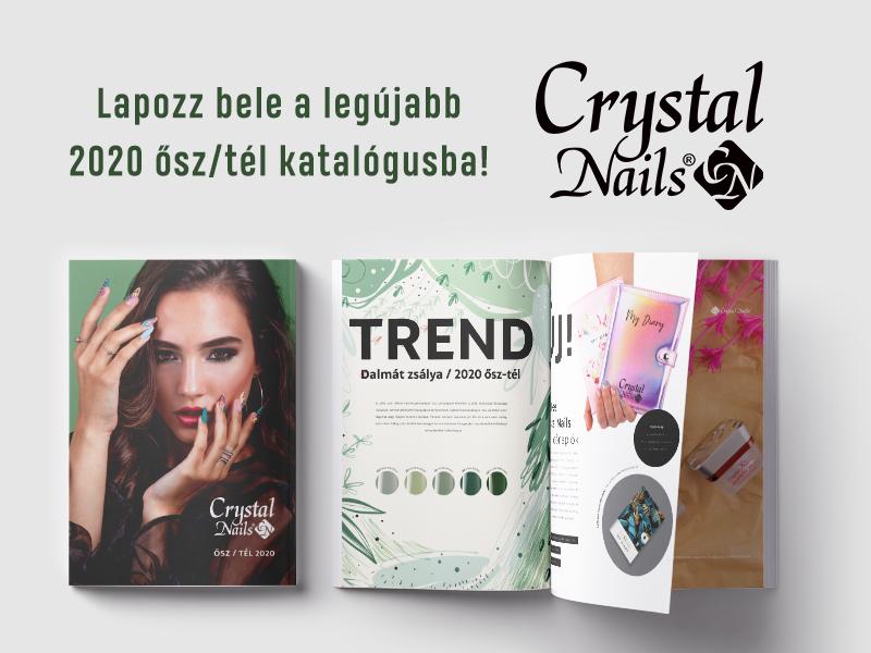 Crystal Nails Ősz/Tél 2020