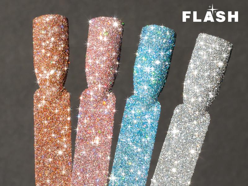 ÚJ! Flash Glitters - Flash csillámok