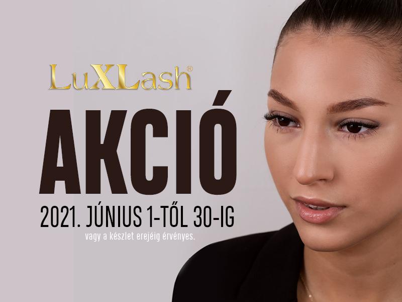 Luxlash júniusi kedvezményes ajánlatok