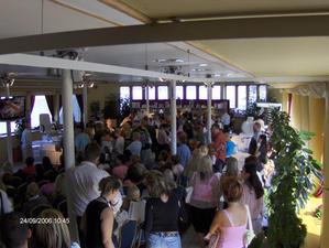 Körömhajó 2006 - Műkörmös rendezvény - ősz
