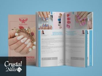 Megjelent! Crystal Nails 2017 Oktatási Készikönyv