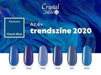Az év trendszíne 2020 - Classic blue