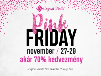 Megújult - Pink Friday
