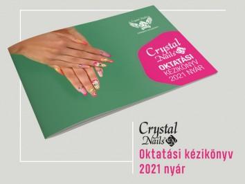 Crystal Nails 2021 Online Oktatási kézikönyv