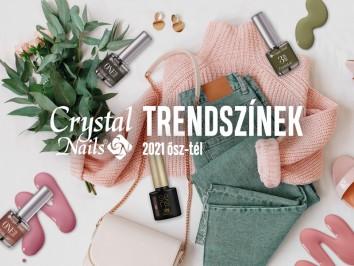 2021 Őszi Trendszínek