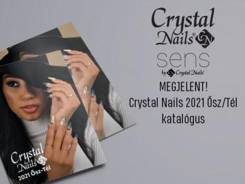 Megjelent! Crystal Nails a 2021 ŐSZ/TÉL katalógus!