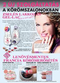 Nailpro - 2 új szolgáltatás - 2010-10-11