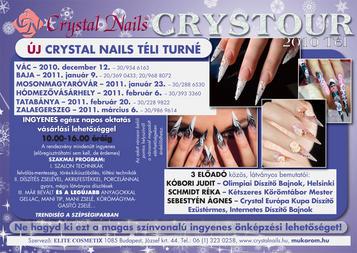 Nailpro - Crystour 2010 tél - 2010-12-03