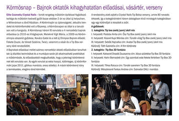 Nailpro - Körmösnap ősz, beszámoló - 2010-12-06
