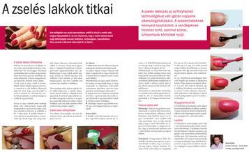 Nailpro - A zselés lakkok titkai - 2011-02-17