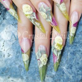 Schmidt Réka - nyári virágok
