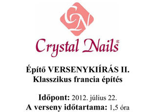 European Nail Cup - Építő II.