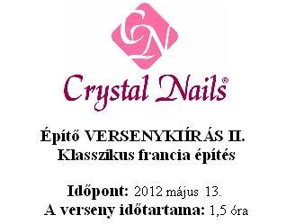 Hungarian Nail Cup - Építő II.