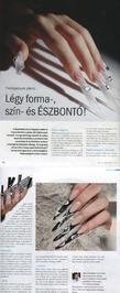 Nailpro - Légy forma-, szín- és ÉSZBONTÓ! - Almási Heni