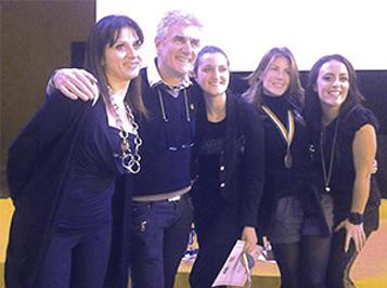 Római diadal: tarolt a Crystal Nails az olasz fővárosban