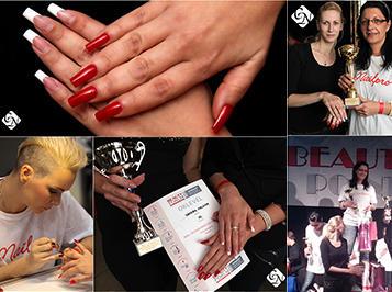 Crystal Nails sikerek a Nail Design Magyar Kupán