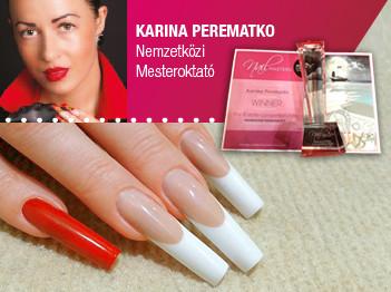 """Karina Perematko - a KÖRÖMHAJÓ """"sztárelőadója"""" – ismét bizonyított!"""