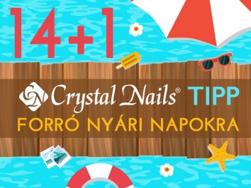 14+1 Crystal Nails tipp